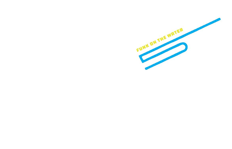Funk On The Water Minimal Logo