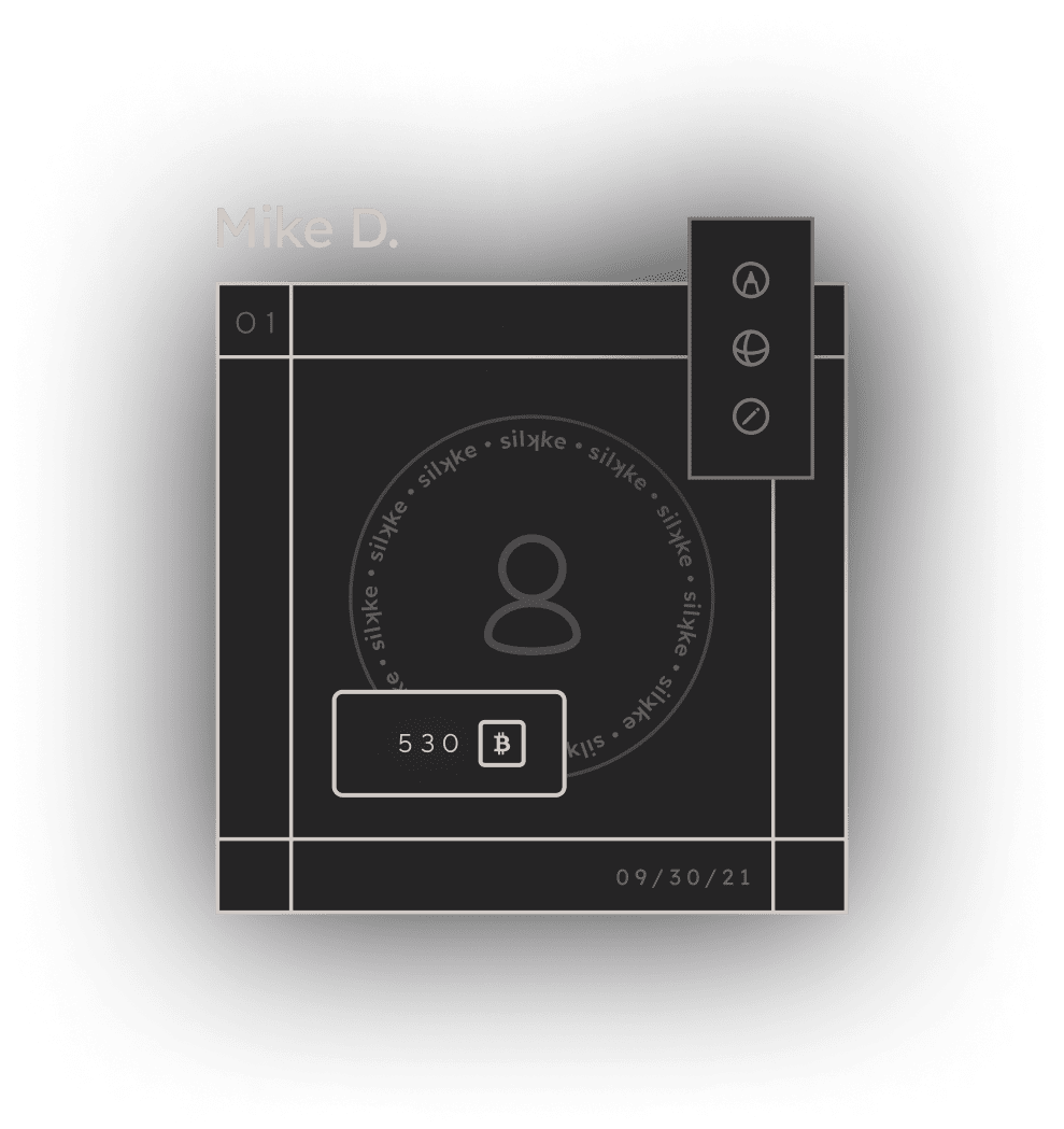 User Mike card image