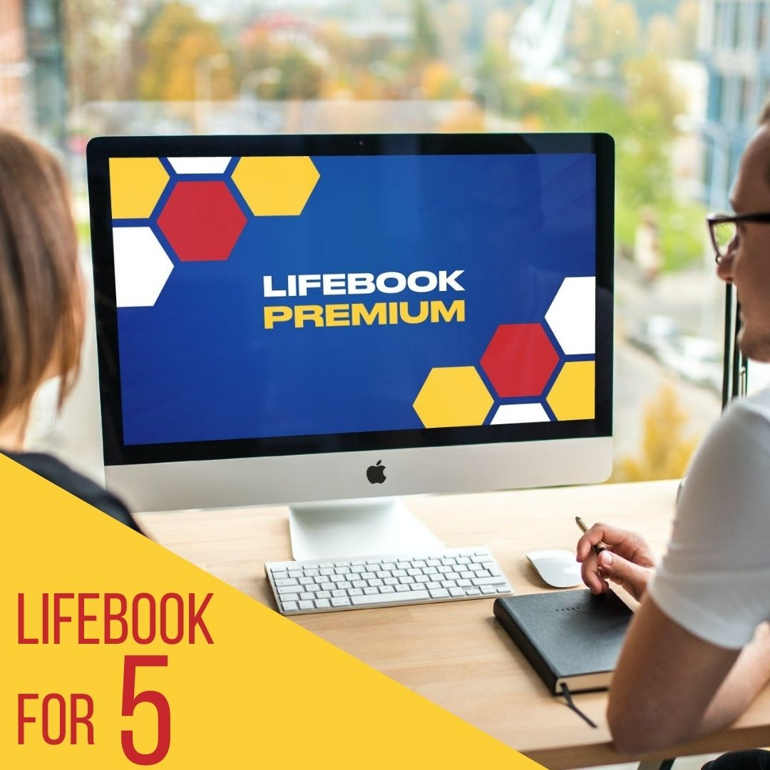Lifebook for five