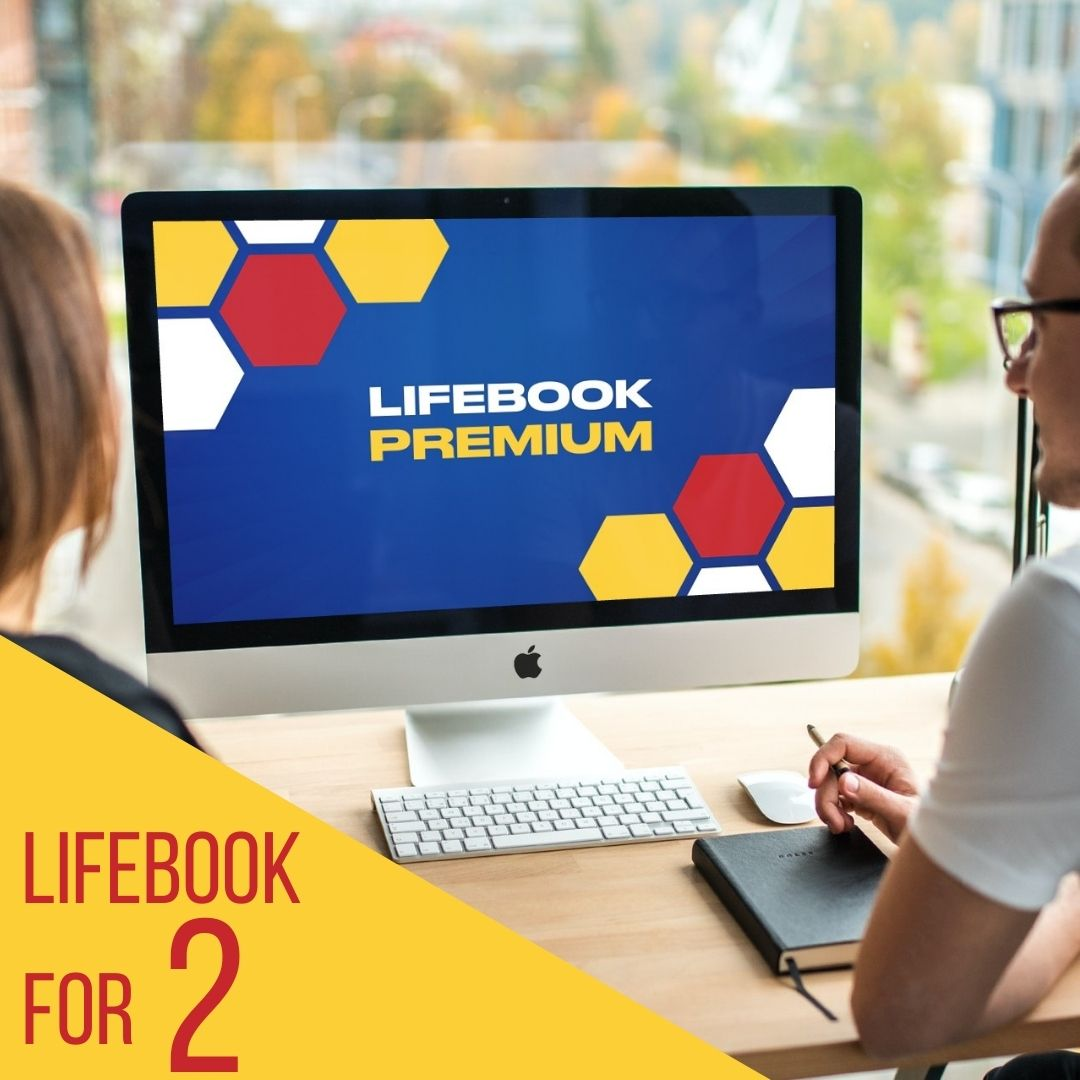 Lifebook for two