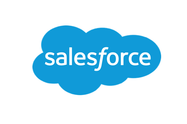 Personal data is stored across Salesforce