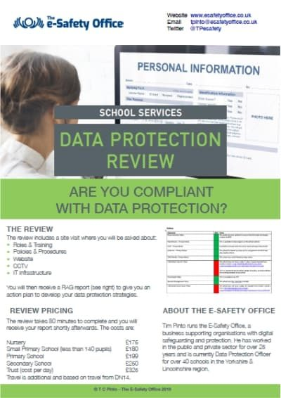 Data Protection Audit