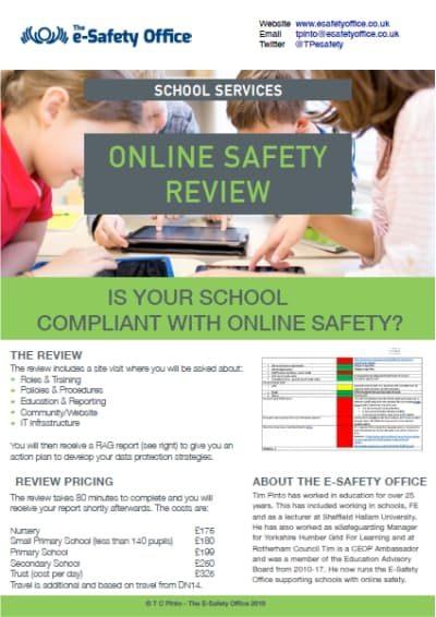 Online Safety Audit