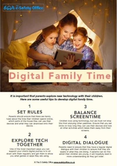 Digital Family Time