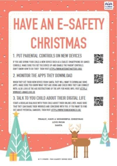 E-Safety Christmas