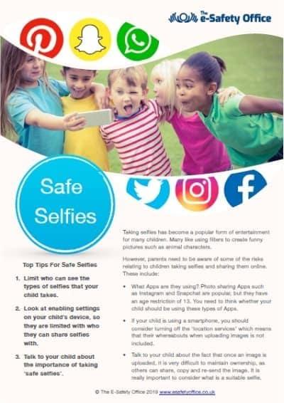 Safe Selfies