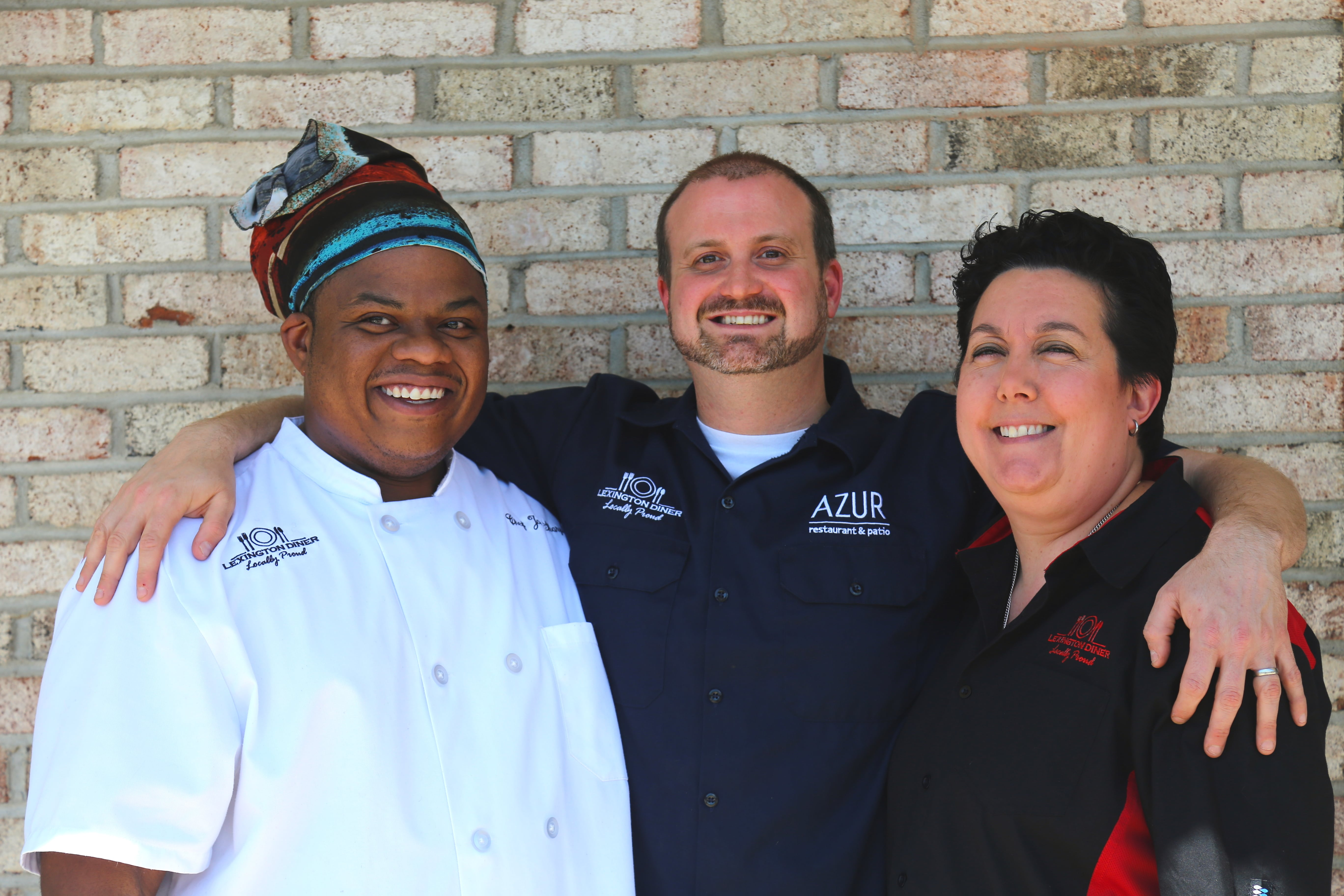 The Team of cooks for Lexington Diner