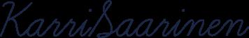 Karri Saarinen signature
