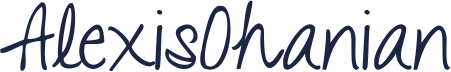 Alexis Ohanian signature