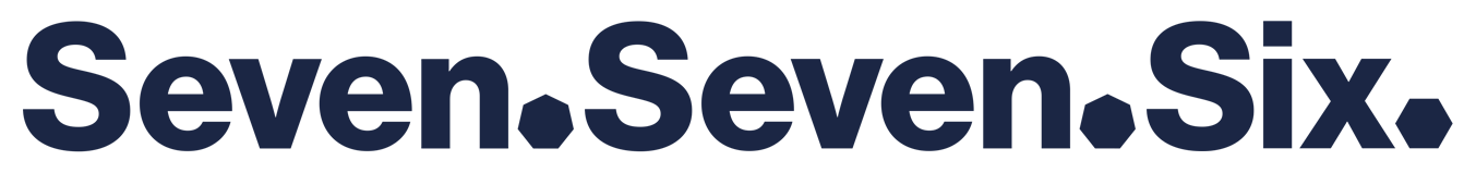 Seven Seven Six logo