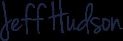 Jeff Hudson signature