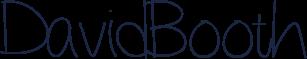 David Booth signature