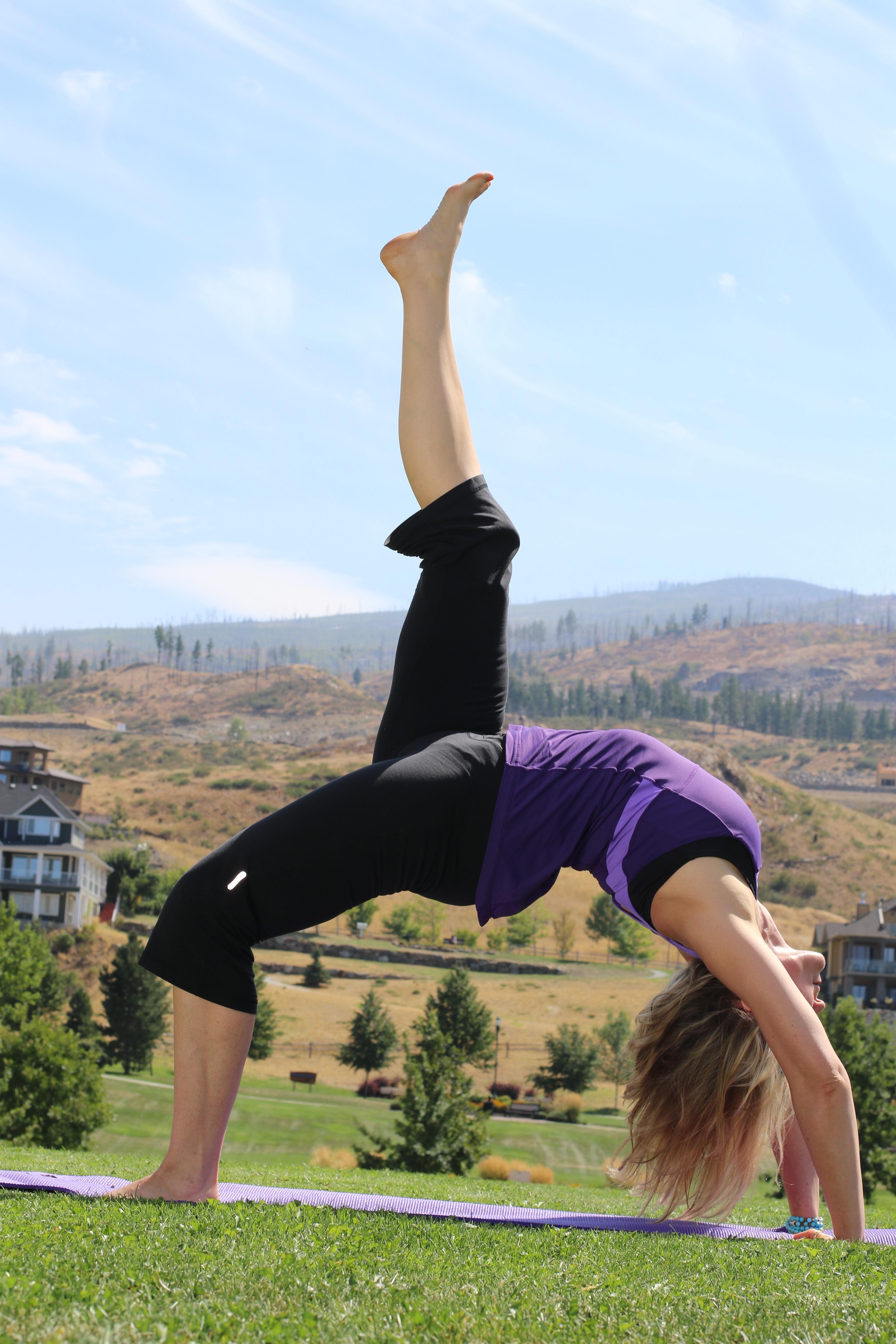 Christina de Wilde Kelowna Personal Trainer
