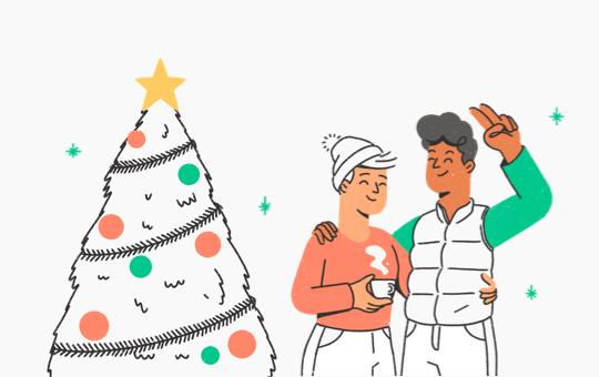 Faire rimer fêtes de fin d'année et solidarité en entreprise