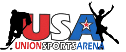 unions sports arena's logo
