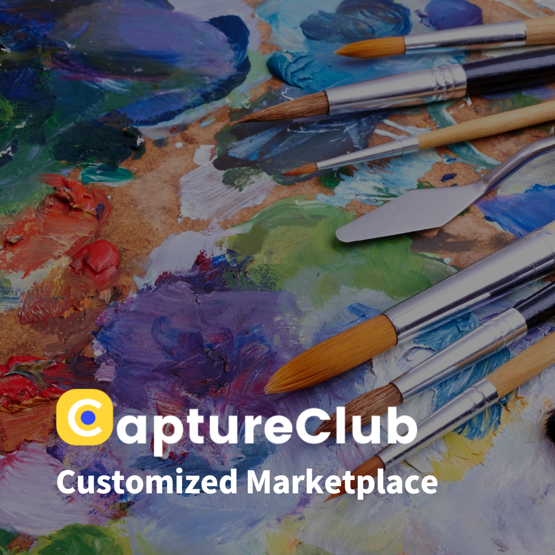 CaptureClub Customized Marketplace