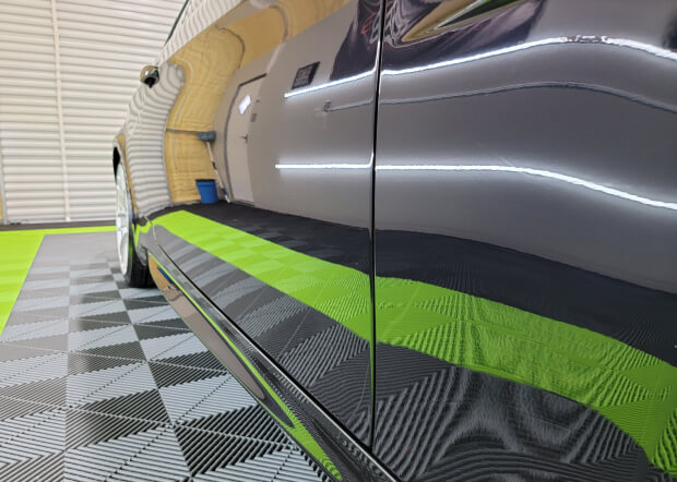 paint correction Revived Detailing expert in King George VA