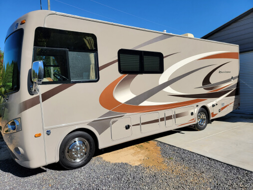 RV detailing specialists in King George VA Revived Detailing