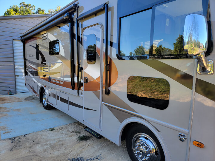 RV detailing specialists and ceramic coating experts in King George VA Revived Detailing