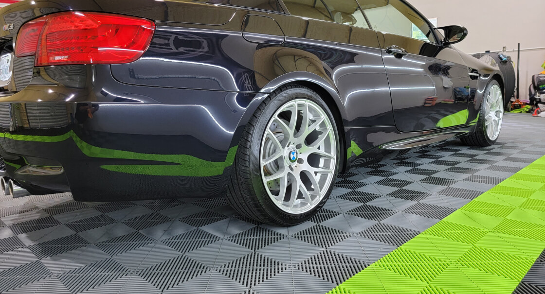 Contact with revived detailing