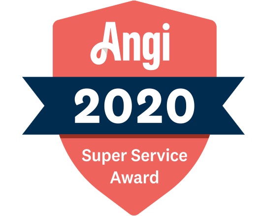 2020 Angi Super Service Award
