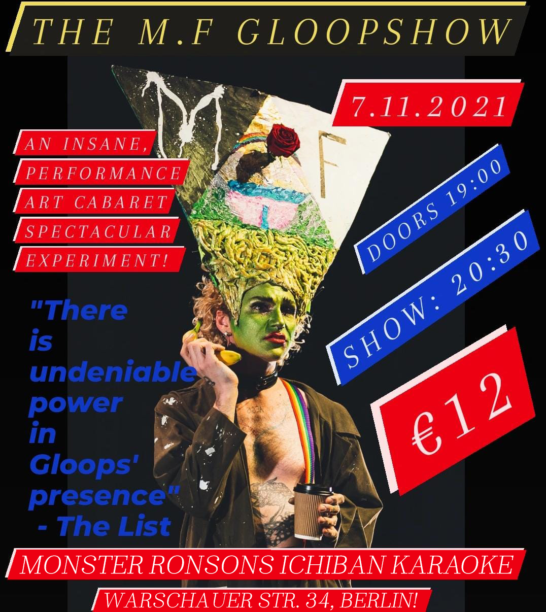 THE M.F. GLOOPSHOW