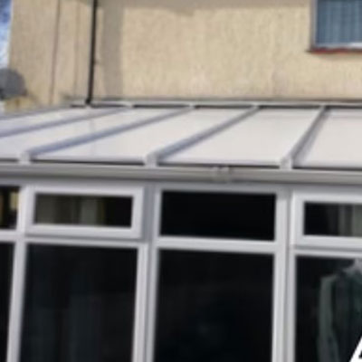 thermal insulated conservatory roof panels fitted in Basildon, Essex