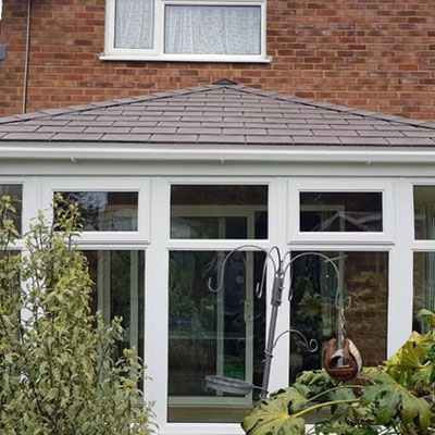 conservatory insulated and sound proof panels repalcement in Basildon, Essex