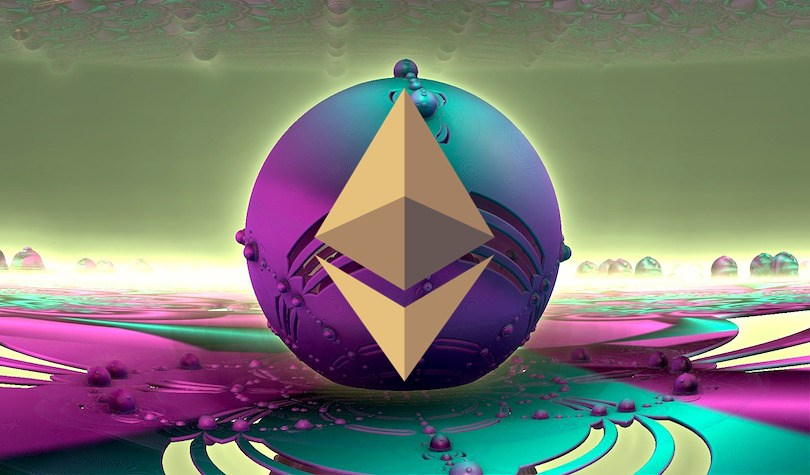 Ethereum (ETH), cryptocurrency market leader with late Bitcoin (BTC),