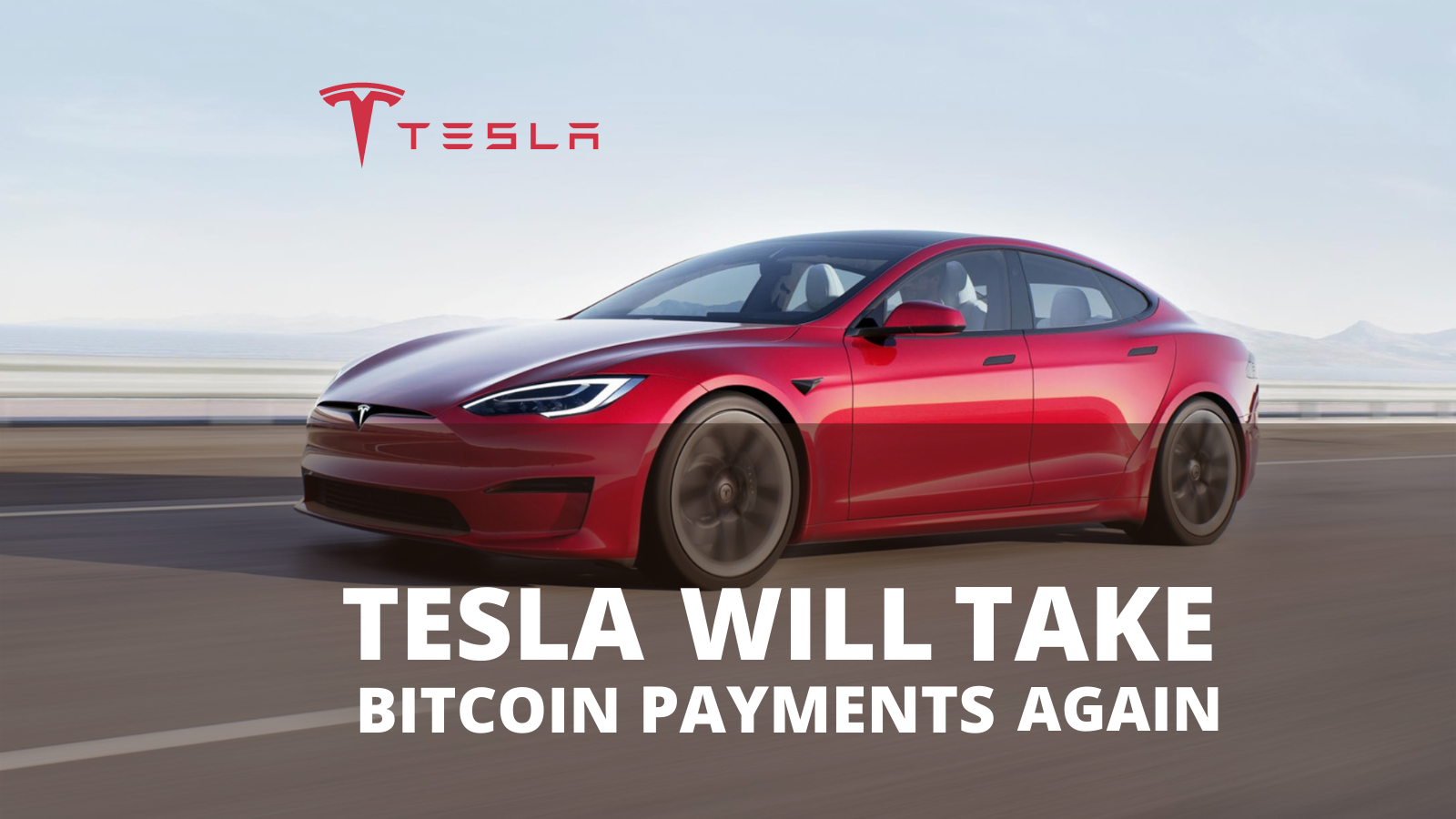 Tesla Mays Restart Supporting Cryptocurrency Transactions