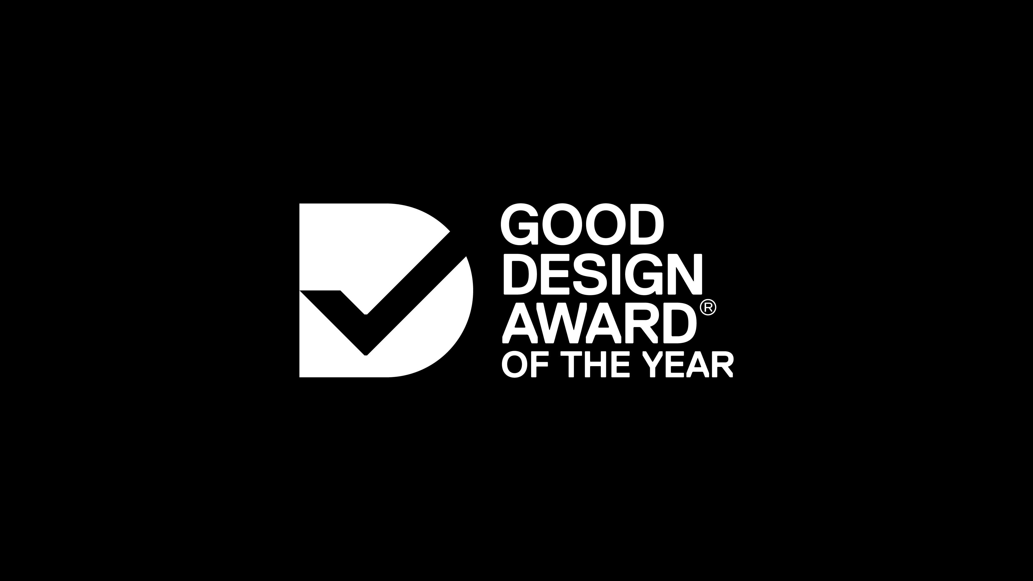 Good Design Award of the Year