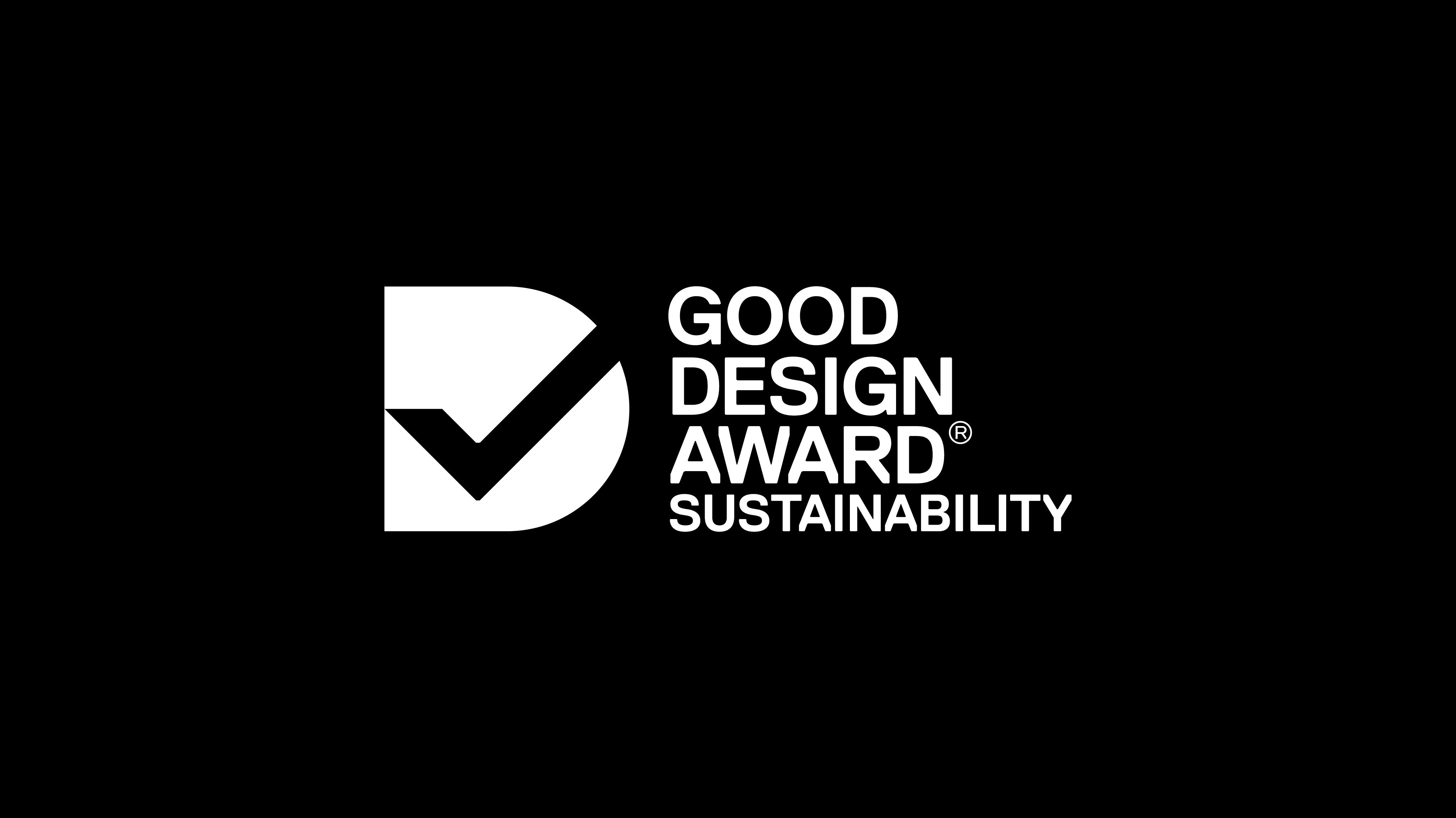 Good Design Award for Sustainability