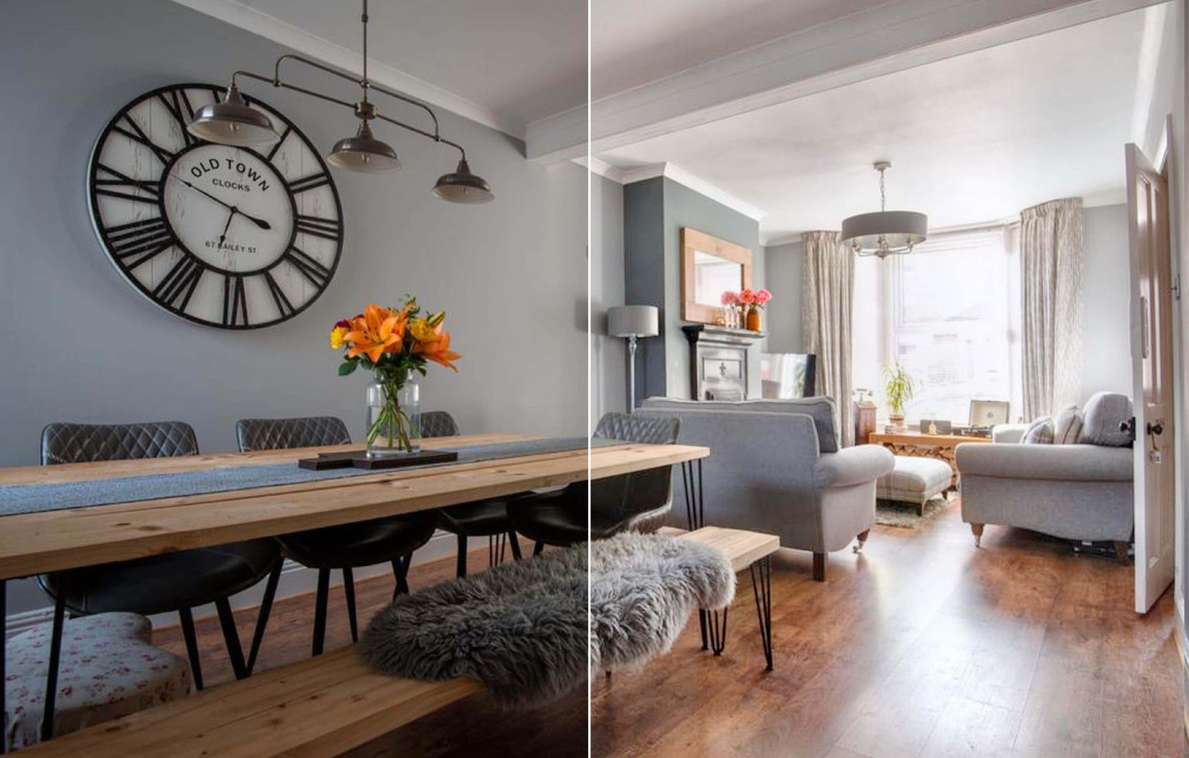 How to relight a real estate image with photo editing software