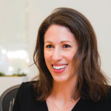 A headshot of Naomi Pilosof Ionita