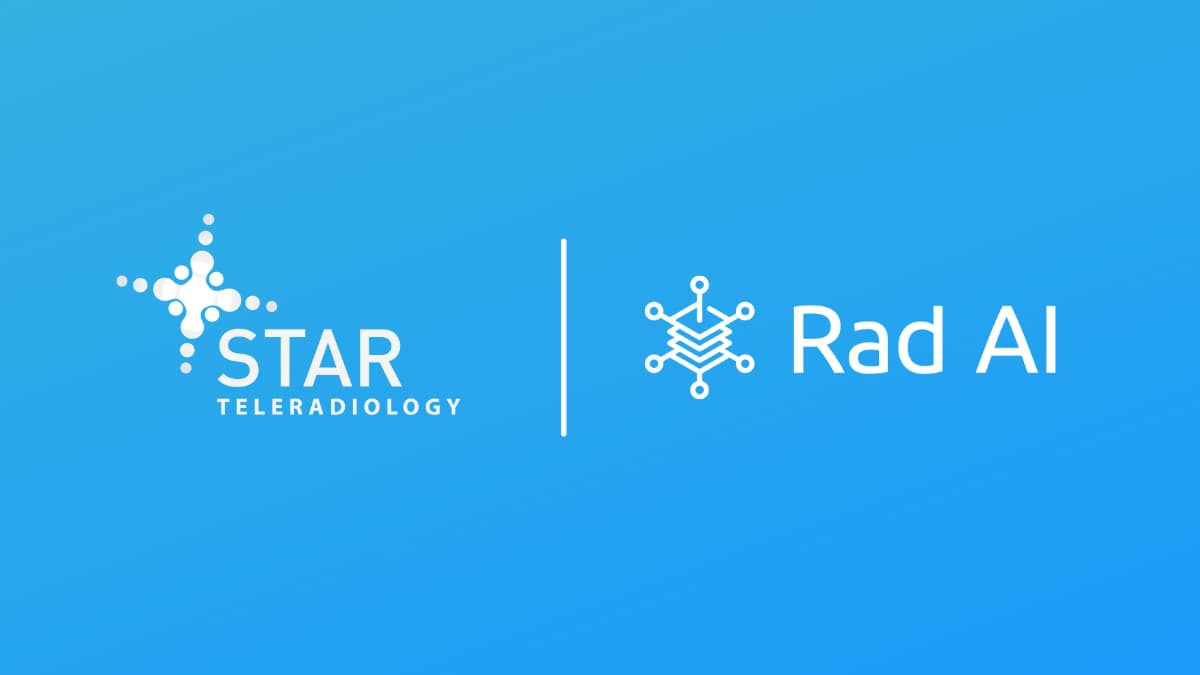 STAR Teleradiology Becomes First Practice in Florida to Use Rad AI Omni
