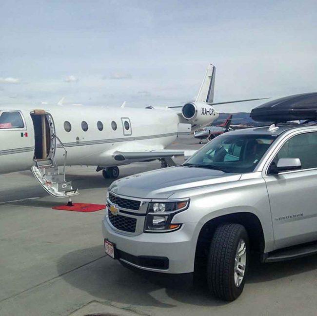 Eagle Airport Private Shuttle Service