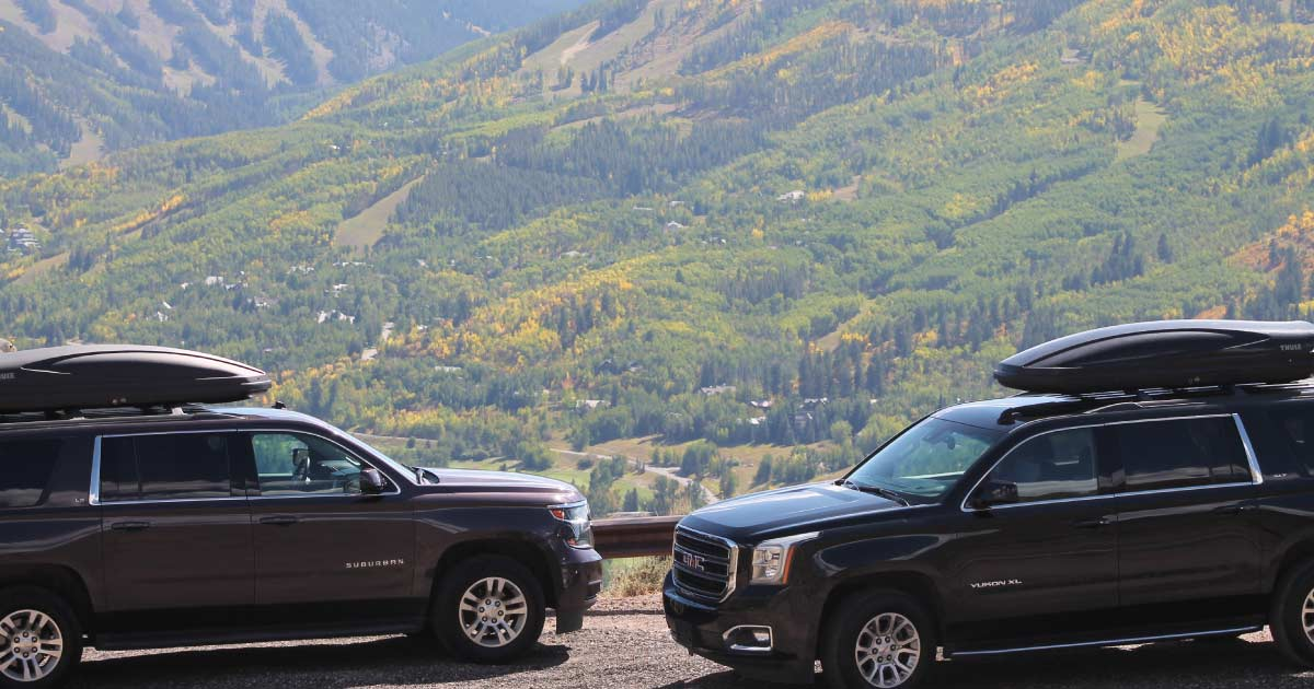 Private Transportation From Denver to Vail