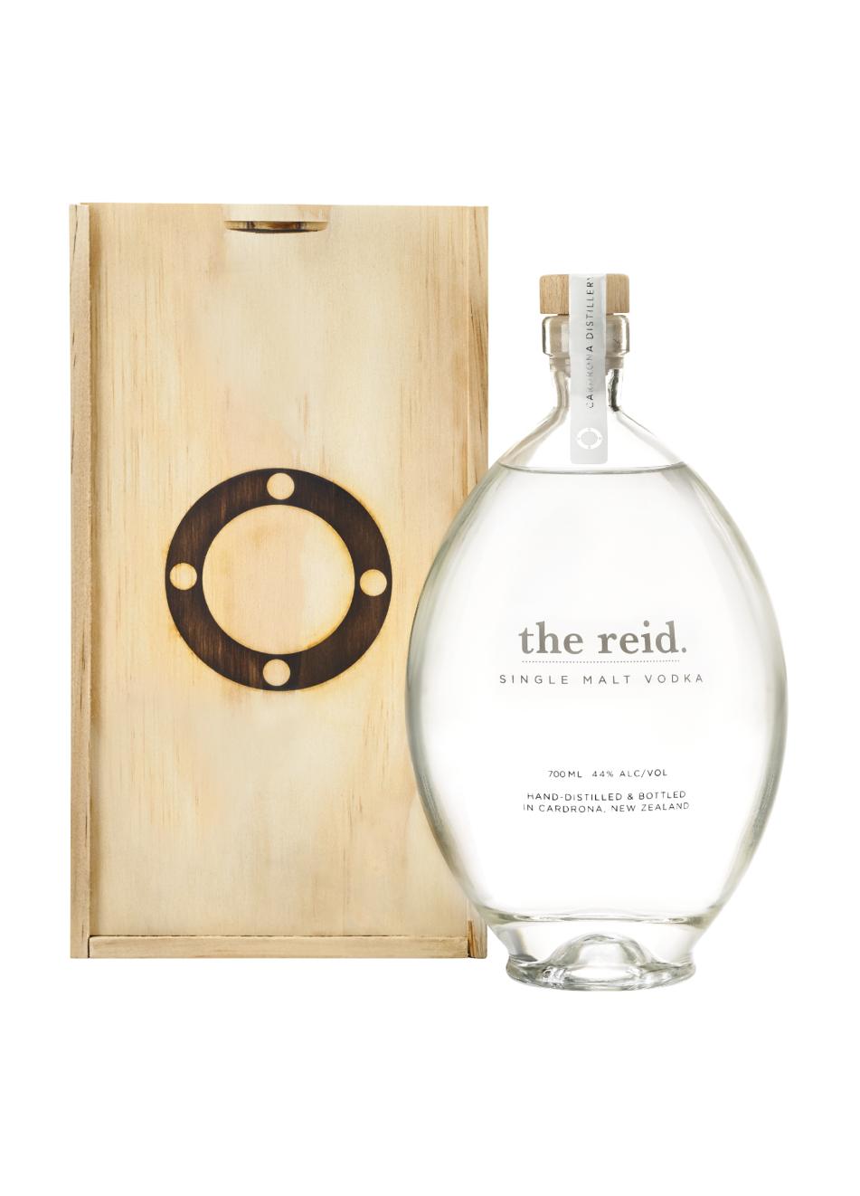 the reid Vodka