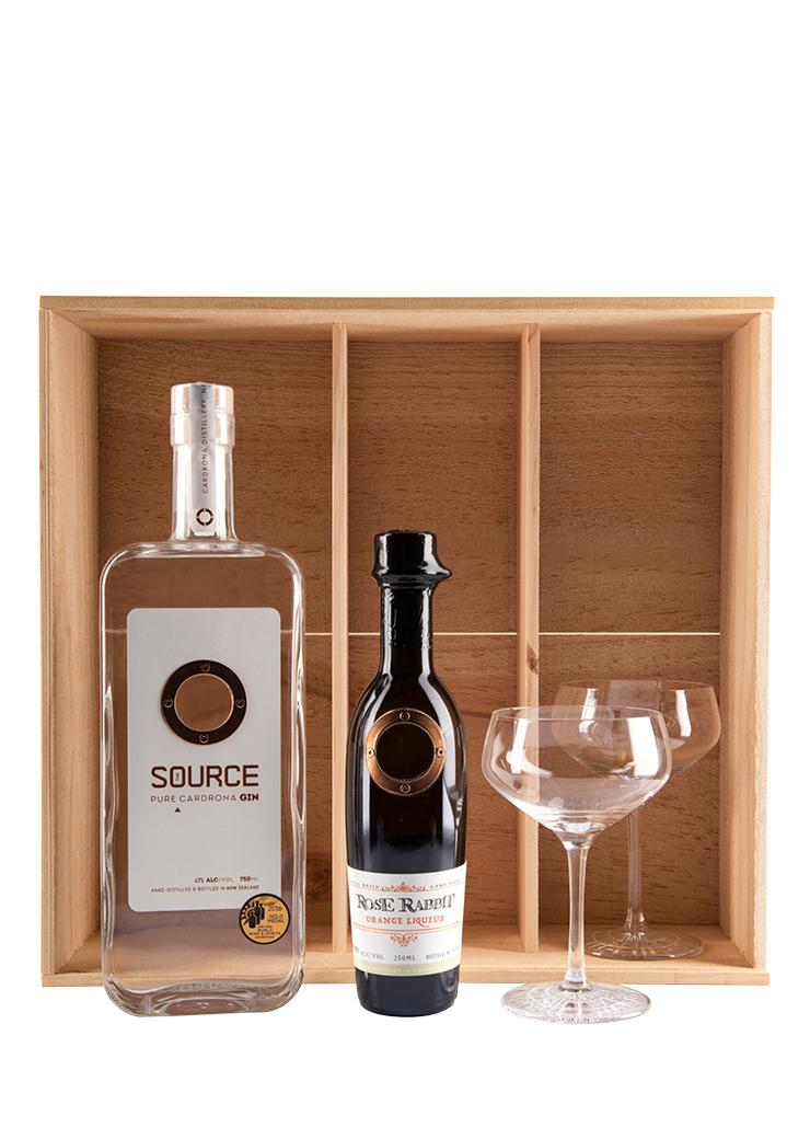 Source & Rose Rabbit Orange set