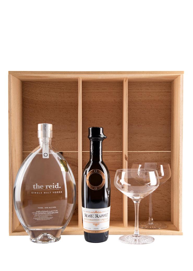 reid & Rose Rabbit Butterscotch Gift Set