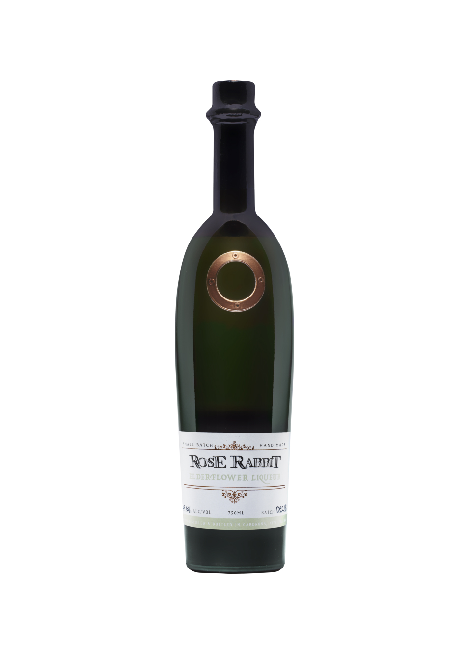 Rose Rabbit Elderflower Liqueur