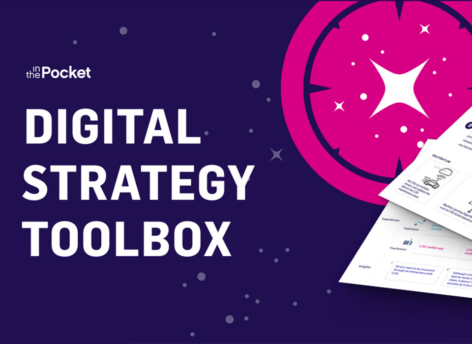 Digital Product Strategy Toolbox