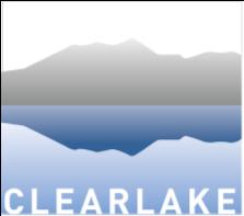 Clear lake logo
