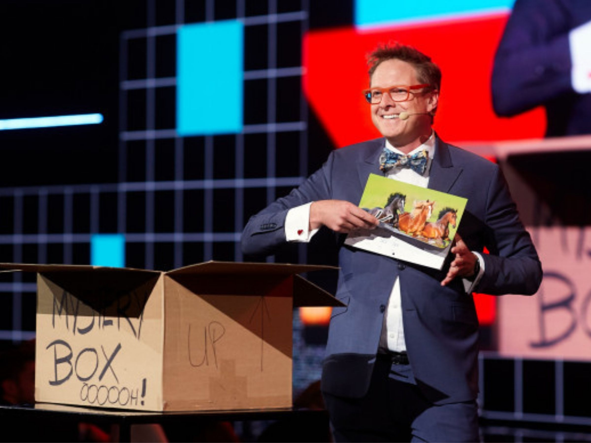 Keynote Speaker Andrew Davis speaking in Poland