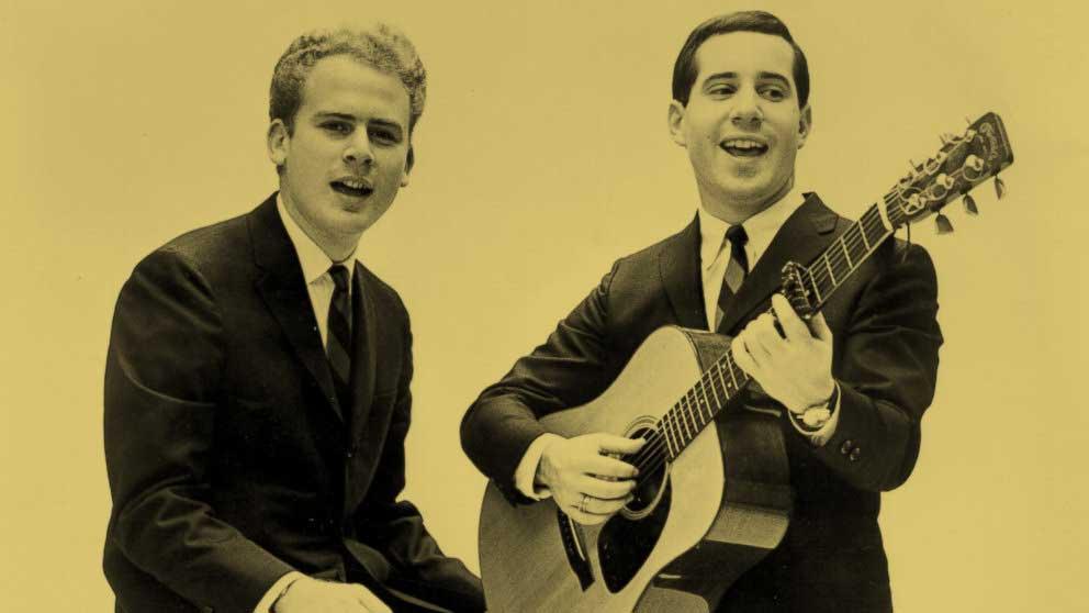 Simon and Garfunkel Marketing