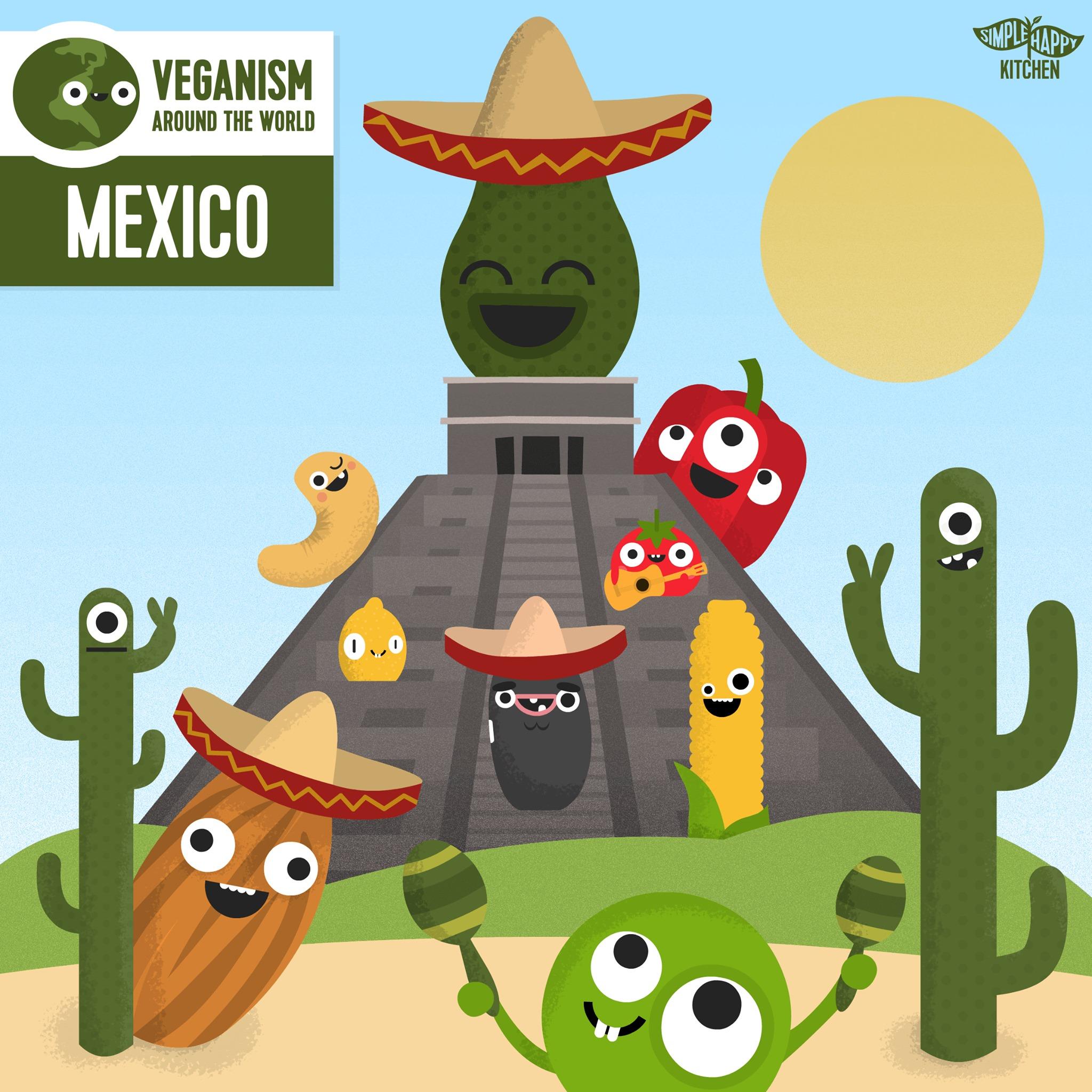 Veganism Around the World: Mexico!