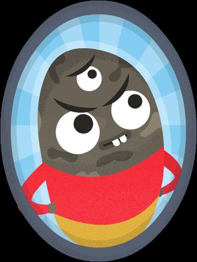 Chia portrait as a vegan superfood