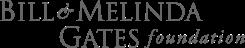 Bill and Melinda Gates logo