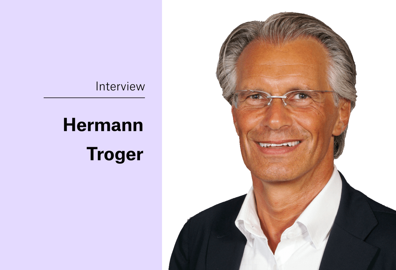 Human Resource Management of the Future - An Interview with Hermann Troger