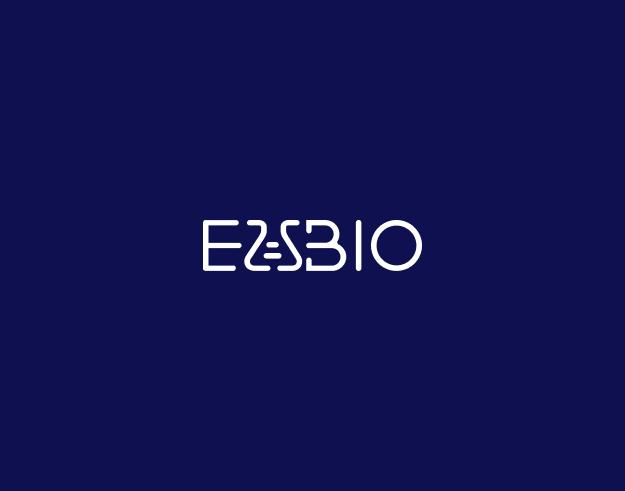 e25Bio logo on blue background